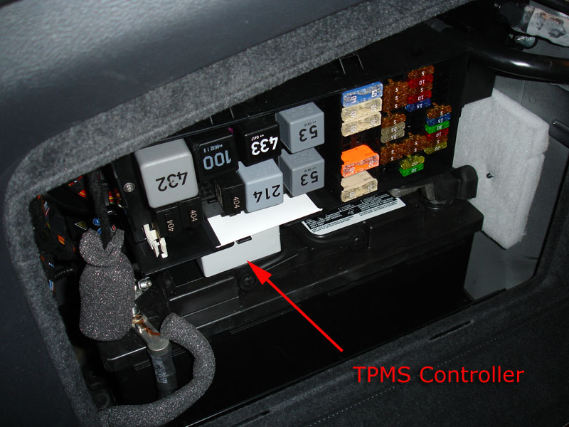 Tire Pressure Monitoring System Tpms Design Function