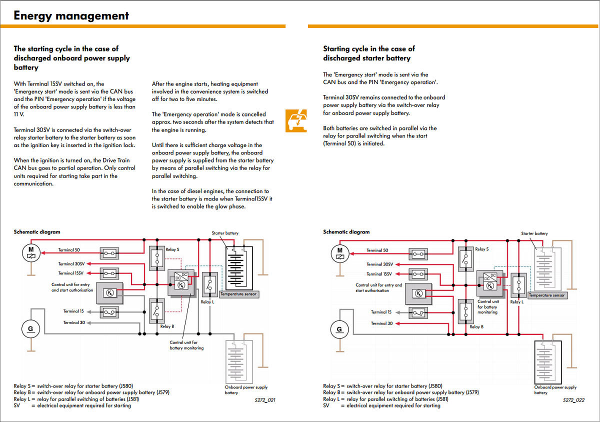 vwvortex com battery discharge during very cold weather cranking power flow diagrams for flat left and flat right battery click for full size
