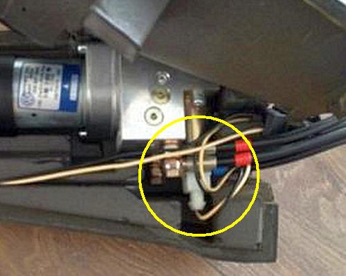 vw passat fault code 18265 n
